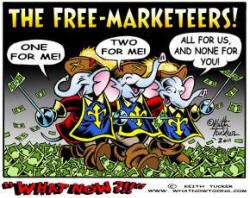 The free marketeers